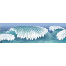 Ocean Waves Big Borders Gr Pk-5