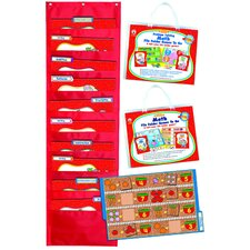 Math File Folder Games To Go Set