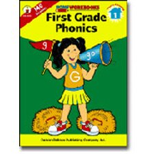 Home Workbook First Gr Phonics