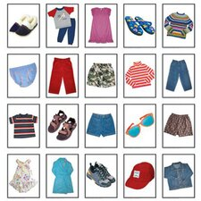 Photographic Learning Cards Nouns