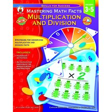 Mastering Math Facts Multiplication