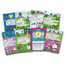 Bb Set Nursery Rhymes Kid-drawn 8