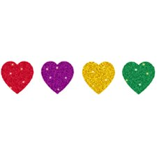 Dazzle Chart Seals Heart Multicolor
