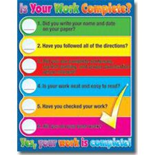 Is Your Work Complete