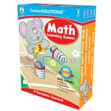 Math Learning Games Gr 1