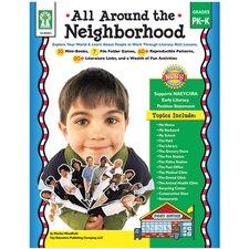 All Around The Neighborhood Book