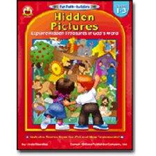 Hidden Pictures Gr 1-3 Book