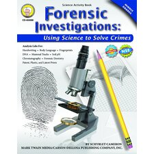 <strong>Frank Schaffer Publications/Carson Dellosa Publications</strong> Forensic Investigations Activity