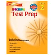 Spectrum Test Prep Gr 2