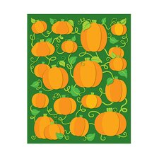Pumpkins Shape Stickers 96pk
