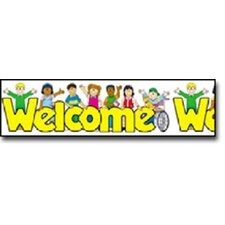 Border Welcome Kids Straight