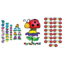 <strong>Frank Schaffer Publications/Carson Dellosa Publications</strong> Ladybugs Bulletin Board Set