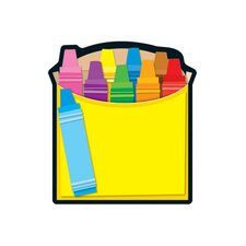 Crayon Box Notepad