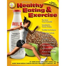 <strong>Frank Schaffer Publications/Carson Dellosa Publications</strong> Healthy Eating And Exercise