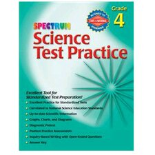 Science Test Practice Gr 4