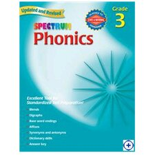 <strong>Frank Schaffer Publications/Carson Dellosa Publications</strong> Phonics Gr 3