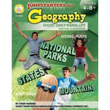 Jumpstarters For Geography Books