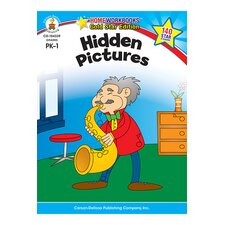 Hidden Pictures Home Workbook