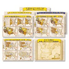 Bb Set Historical Maps Of The Us