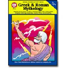 Greek And Roman Mythology Gr 5-8