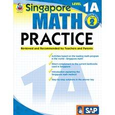 Math Practice Level 1a Gr 1-2