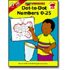 Dot-to-dot Numbers 0-25 Home