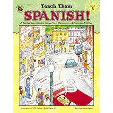 Teach Them Spanish Gr 5