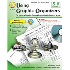 Using Graphic Organizers Book
