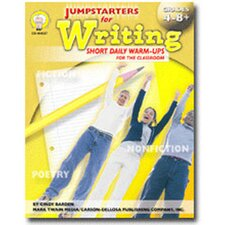 Jumpstarters For Writing Gr4-8