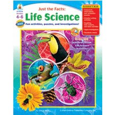 Just The Facts Life Science Books