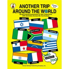 Another Trip Around The World Gr K3
