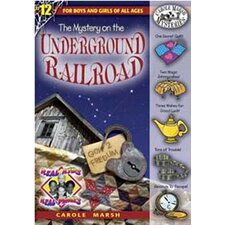 Mystery On The Underground Railroad