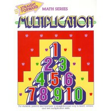 Multiplication Straight Forward (Set of 4)