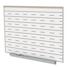A2M Style Porcelain Magnetic Whiteboard