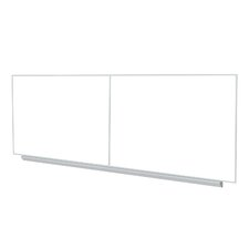 "Premium Porcelain Magnetic 3' 12.5"" x 16' 1.25""  Whiteboard"