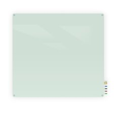 Harmony Glass Whiteboard - 4 Markers and Eraser - 2'x3'
