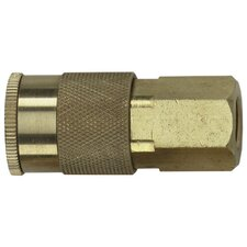 "I/M 0.38"" Coupler 0.25"" NPT(Female)"