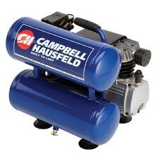4 Gallon Oil Lube Twin Stack Air Compressor