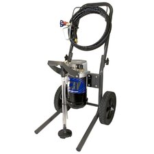 3/4 HP, 0.34 GPM Airless Painting System with Steel Frame Cart