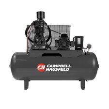 80 Gallon 7.5 HP 230 V Fully Packaged Air Compressor