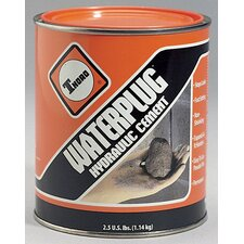 Quart Waterplug Hydraulic Cement T5001