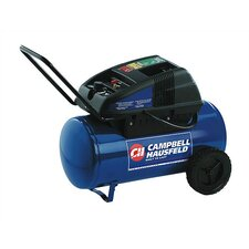 13 Gallon Electric Oil Free Horizontal Air Compressor