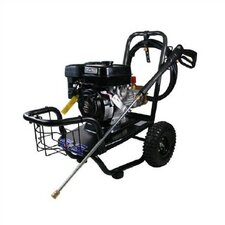 2600 PSI Gas Powered Pressure Washer with 9.0 HP Subaru Engine and CAT Pump