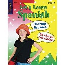 <strong>Hayes School Publishing</strong> Lets Learn Spanish Gr 4