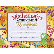 Mathematics Achievement 30pk