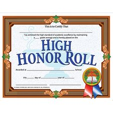 High Honor Roll Achievement 30pk
