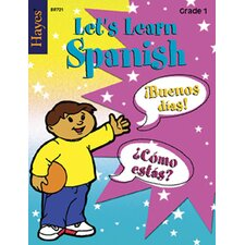 <strong>Hayes School Publishing</strong> Lets Learn Spanish Gr 1