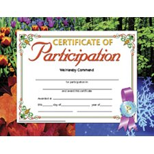 Certificates Of Participation 30 Pk