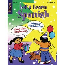 <strong>Hayes School Publishing</strong> Lets Learn Spanish Gr 3