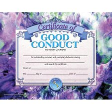 Certificates Of Good Conduct 30 Pk